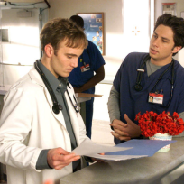 Jay Mohr on Scrubs