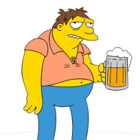 Barney Gumble Pic