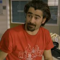 Colin Farrell on Scrubs