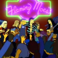 Aerosmith on The Simpsons