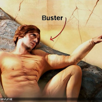 Buster As Adam