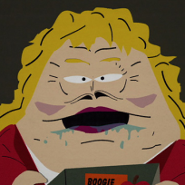Sally Struthers the Hutt