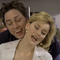 Elizabeth Banks on Scrubs