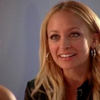Nicole Richie on Chuck