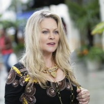 Beverly D'Angelo on Cougar Town