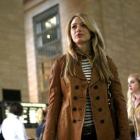 Serena van der woodsen photo