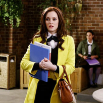 What was your first impression of Georgina Sparks?