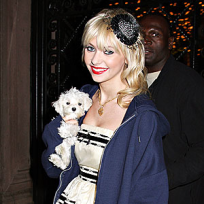 Momsen and Pup