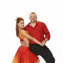 Anna Trebunskaya and Chuck Liddell Picture