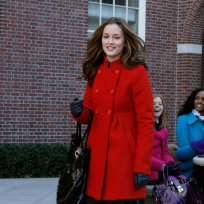 Blair in Red