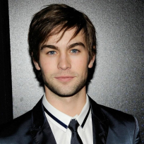 Chace in Armani