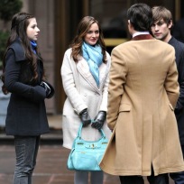 Four Gossip Girl Stars