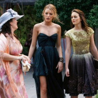 Serena, Blair and Dorota
