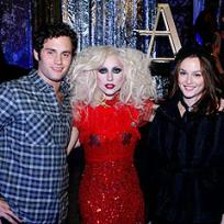 Gaga For Gossip Girl