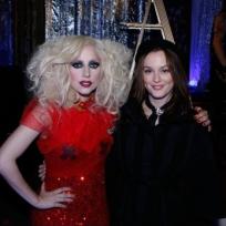 Blair and Lady Gaga!