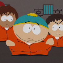 Cartman in Jail