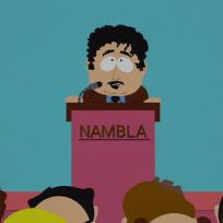 NAMBLA on South Park
