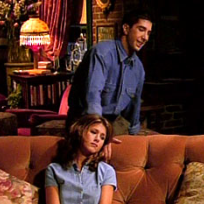 Ross and Rachel Moment