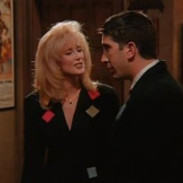 Ross and Mrs. Bing