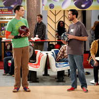 Sheldon vs wheaton