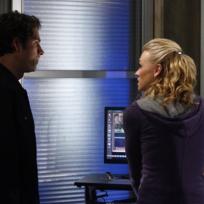 Chuck picks sarah
