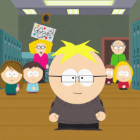 Butters the Author