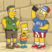 Sacha-baron-cohen-on-the-simpsons