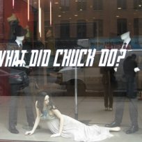 What did chuck do