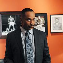 NCIS Director Vance