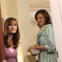 Brenda Strong on Desperate Housewives
