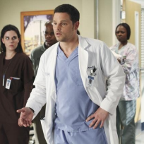 Karev to the Rescue