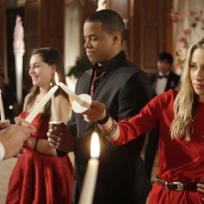 Second Season Finale Scene