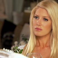 Heidi montags face