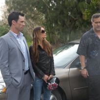 Burn Notice Characters