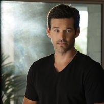 Eddie cibrian on csi miami