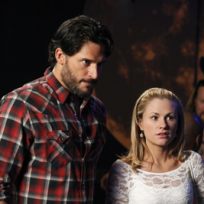 Alcide with Sookie