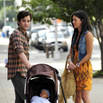 Jess, Penn and a Baby!
