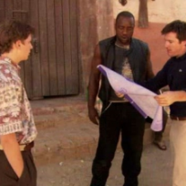 Michael in Mexico