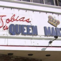 Tobias is Queen Mary