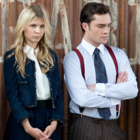 Ed-westwick-and-clemence-poesy