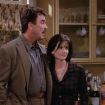 Ton Selleck on Friends