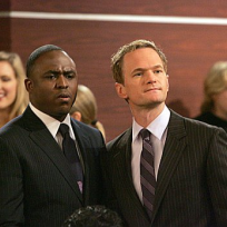 Neil Patrick Harris and Wayne Brady