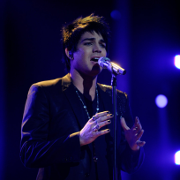 Adam Lambert, Finale Performance