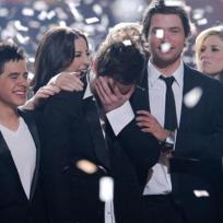 The American Idol Winner