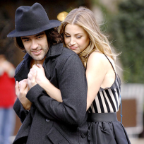 Whitney Port and Jay Lyon