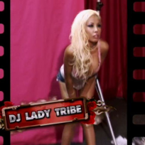 Dj lady tribe
