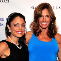 Bethenny Frankel and Kelly Killoren Bensimon