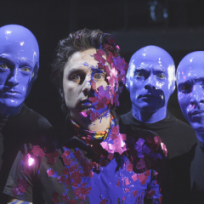 Jd and the blue man group