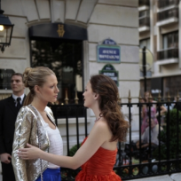 Paris, Serena and Blair