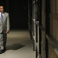 NCIS Director Leon Vance